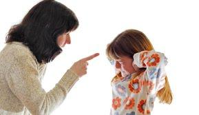 Извиниться перед ребенком